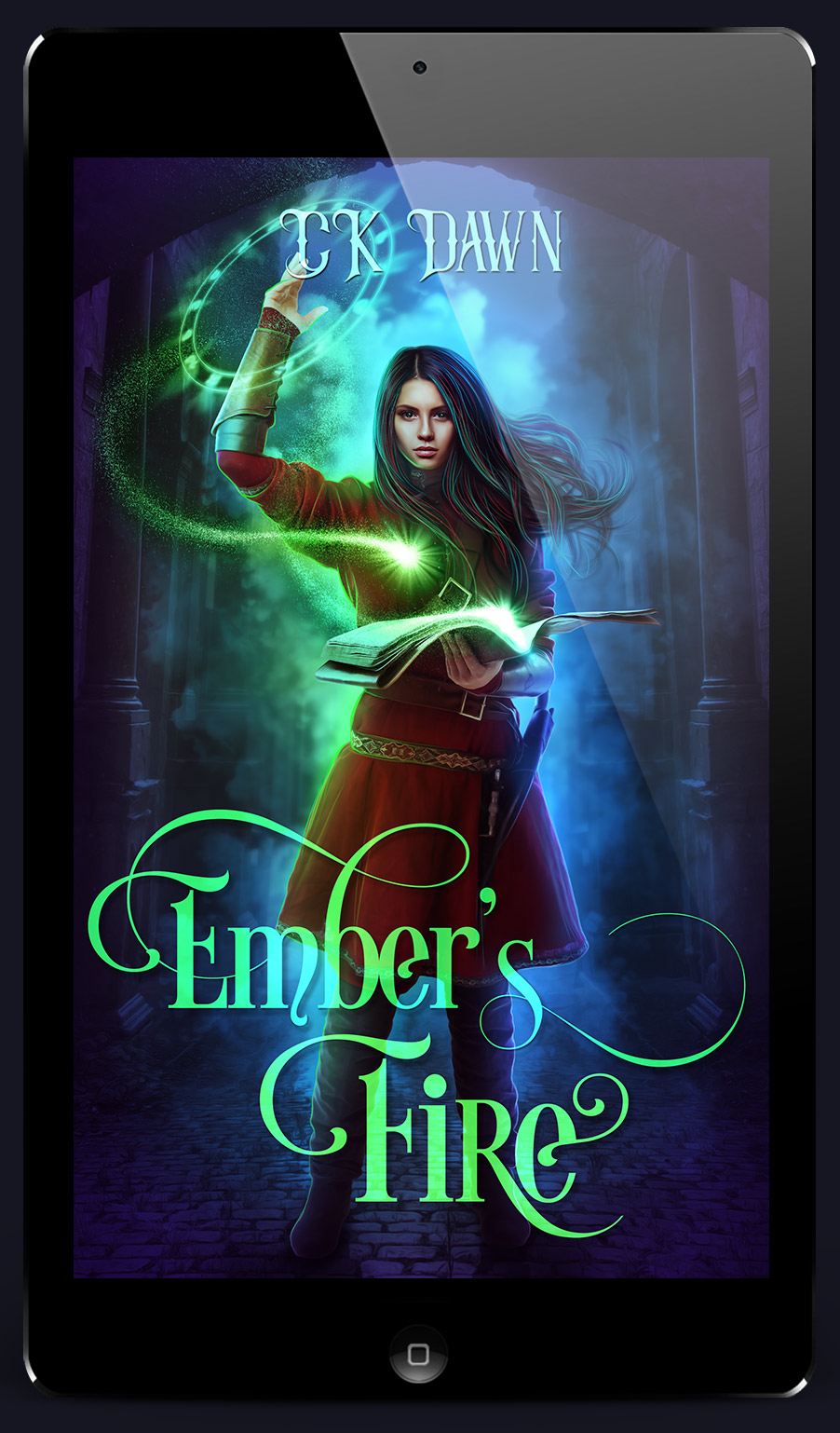 Free Fantasy Book Cover Art : Portfolio fantasy book design