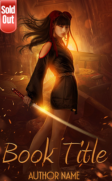 Urban Fantasy Book Cover : Premade book cover adventure urban fantasy