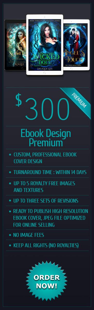 ebook cover design price