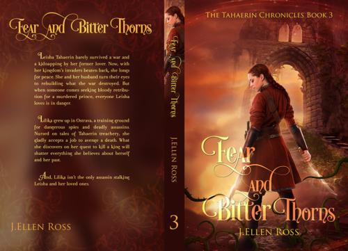 print book cover design